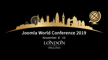 Joomla World Conference 2019